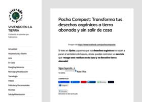 verdeporquetequieroverde.wordpress.com