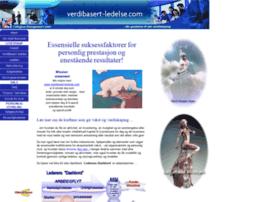 verdibasert-ledelse.com
