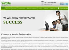 verditetech.com