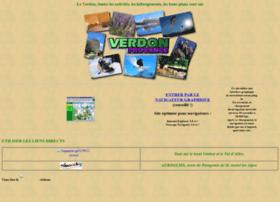 verdon-provence.com