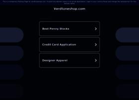 verdtoneshop.com