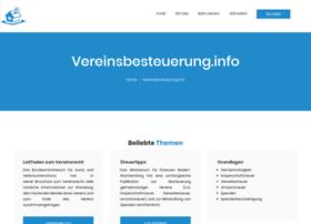 vereinsbesteuerung.info