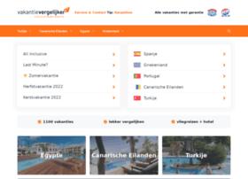 vergelijk.devakantiezoeker.nl