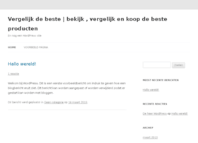 vergelijkdebeste.nl