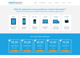 vergelijkmobielinternet.nl