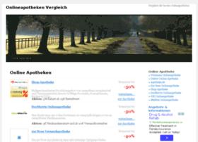 vergleich-onlineapotheke.de