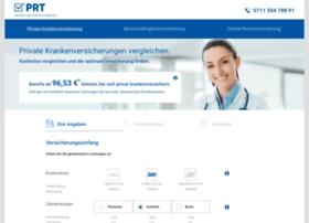 vergleich-private-krankenkassen.de