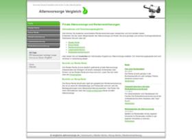 vergleiche-altersvorsorge.de
