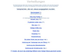 verheissungen.kreuz-jesus.de