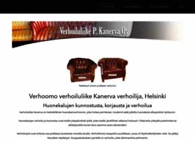 verhoiluliike-kanerva.fi