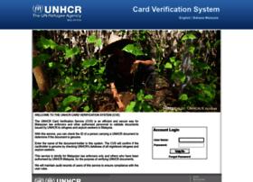 verification.unhcr.org.my