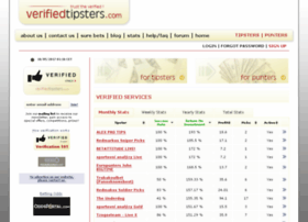 verifiedtipsters.com