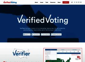 verifiedvotingfoundation.org