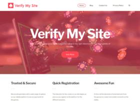 verifymysite.net