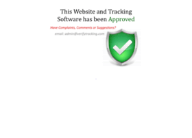 verifytracking.com