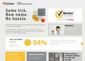 verisigntransition101.verisign.co.uk