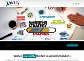 verity-marketing.com