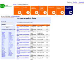 verizon-wireless.jobs.net