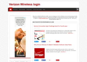 verizonwirelesslogin.org