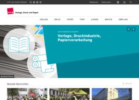 verlage-druck-papier.verdi.de