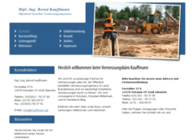 vermessungsbuero-kauffmann.de