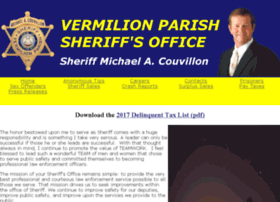 vermilionsheriff.net
