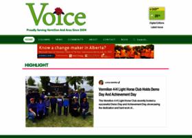 vermilionvoice.com