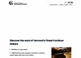 vermontfurnituremakers.com