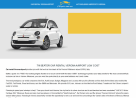 verona.airport-rent-car.net