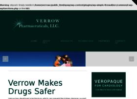 verrow.com