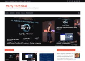 verrytechnical.com
