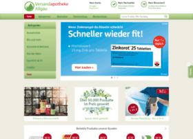 versandapotheke-allgaeu.de
