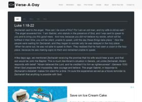 verse-a-day.com