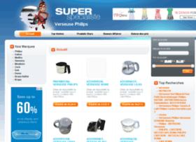 verseuse-philips.com
