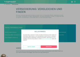 versicherung.toptarif.de