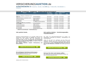 versicherungsauktion.de