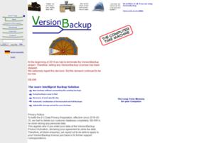versionbackup.eu