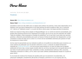versoblanco.com