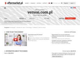 verson.com.pl