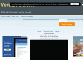 versuri-manele.com