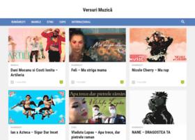 versuri-muzica.com