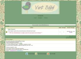 vert-bebe.forumdediscussions.com