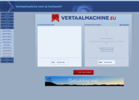 vertaalmachine.eu