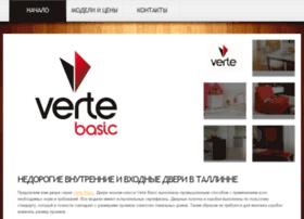 vertedoors.net