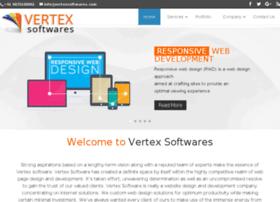 vertexsoftwares.com