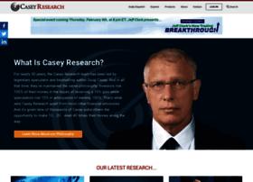 vertical.caseyresearch.com