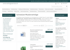 vertragsservice.ch