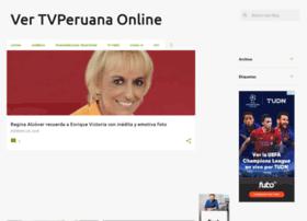 vertvperuanaonline.blogspot.com
