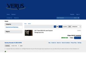 verusauctions.com