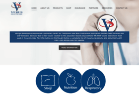 verushealthcare.com